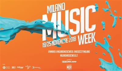 SCF partner di Milano Music Week 2018