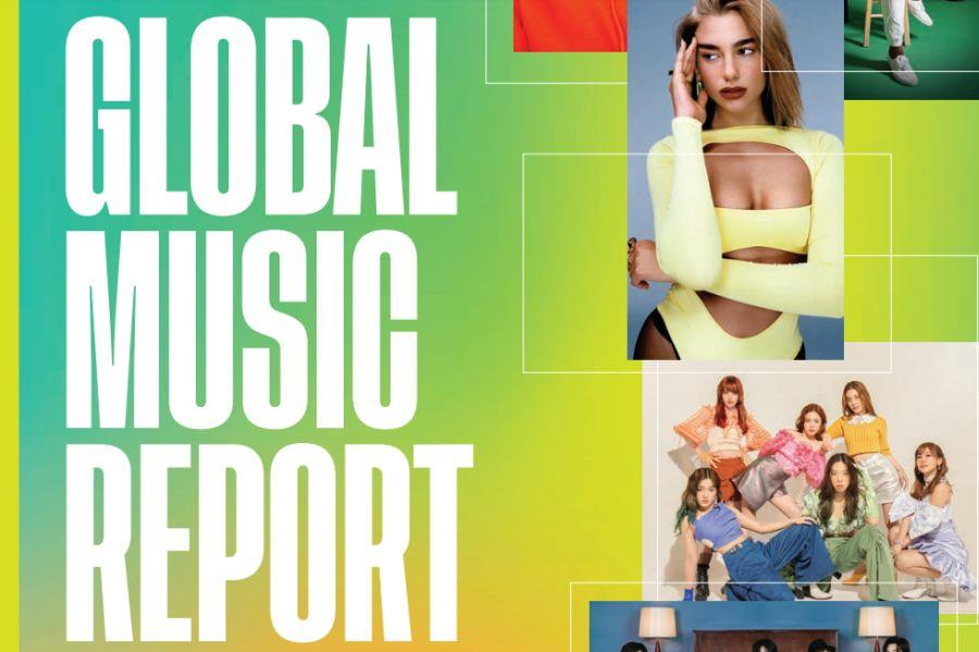 Global Music Report 2021